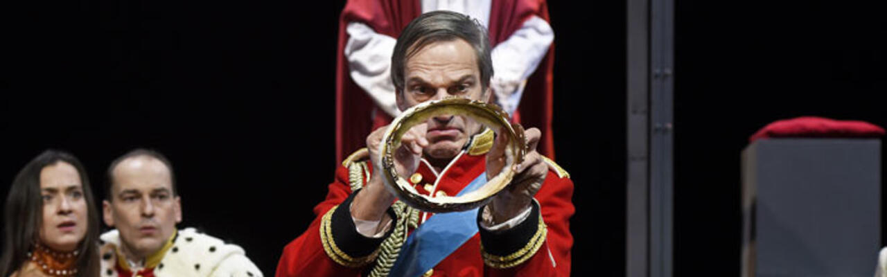 King Charles III - A Future History Play by Mike Bartlett