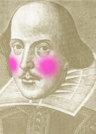 450. Geburtstag von William Shakespeare im April 2014