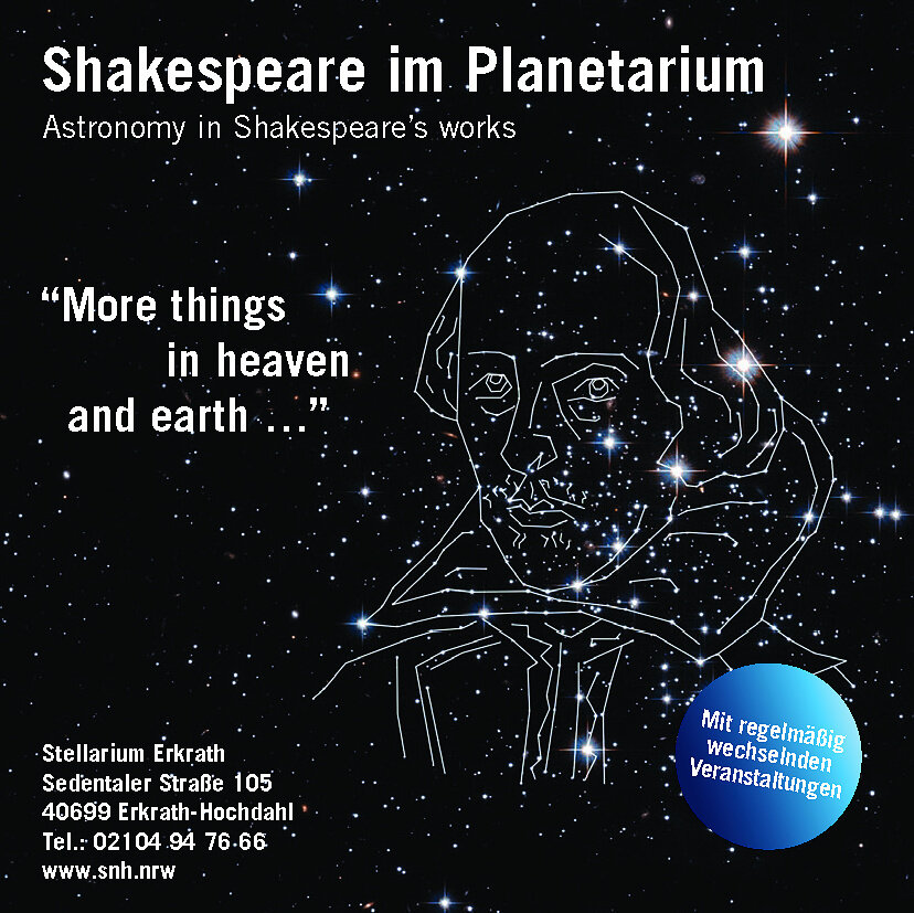 Astronomy in Shakespeare's works