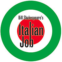 Bill Shakespeare's Italian Job