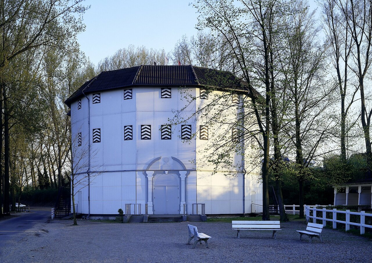 Das Globe-Theater (exterior view)