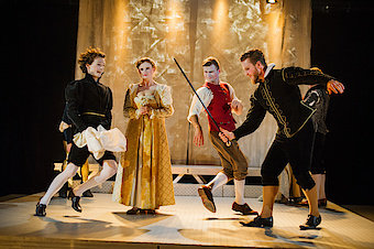 Teatre Papahema/Taming of the Shrew