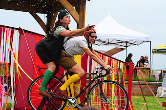 The Handlebards / The Tempest