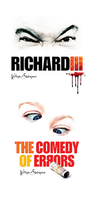 William Shakespeare mit Propeller: Richard III. und The Comedy of Errors