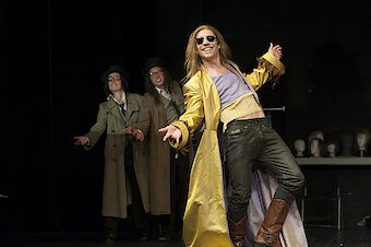 All's Will that ends Will - Birthday Performance for William Shakespeare